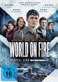 World On Fire Staffel 1, DVD