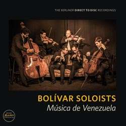 Bolivar Soloists - Musica de Venezuela (Direct to Disc Recording/nummerierte Auflage), LP