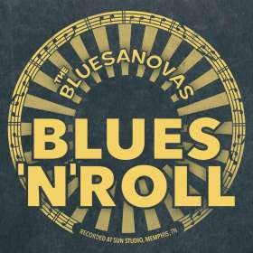 The Bluesanovas: Blues'n'Roll, CD