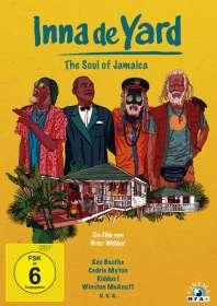 Peter Webber: Inna de Yard - The Soul of Jamaica (OmU), DVD