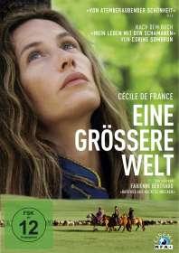 Fabienne Berthaud: Eine grössere Welt, DVD