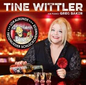 Tine Wittler: Lokalrunde-Tresenlieder Schlückchenweise, CD