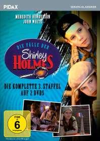 Die Fälle der Shirley Holmes Staffel 3, DVD