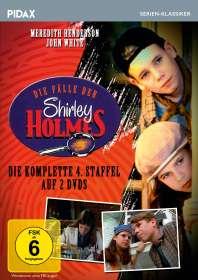 Die Fälle der Shirley Holmes Staffel 4 (finale Staffel), DVD