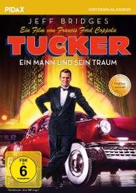 Francis Ford Coppola: Tucker, DVD