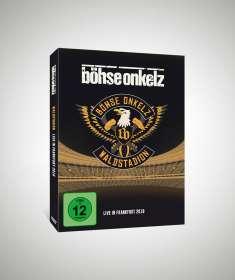 Böhse Onkelz: Waldstadion - Live in Frankfurt 2018, DVD