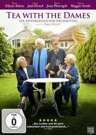 Roger Michell: Tea with the Dames - Ein unvergesslicher Nachmittag, DVD