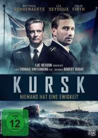 Thomas Vinterberg: Kursk, DVD