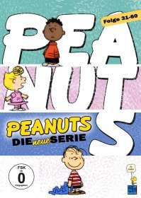 Alexis Lavillat: Peanuts: Die neue Serie Vol. 4-6, DVD