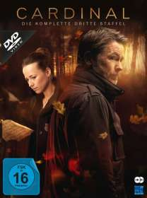 Jeff Renfroe: Cardinal Staffel 3, DVD