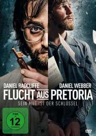 Francis Annan: Flucht aus Pretoria, DVD
