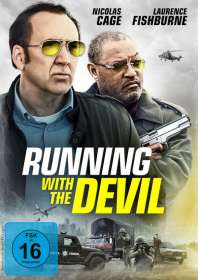 Jason Cabell: Running with the Devil (2019), DVD