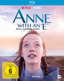 Anne with an E Staffel 2 (Blu-ray), BR