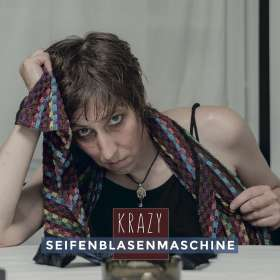 Krazy: Seifenblasenmaschine, CD