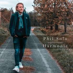 Phil Solo: Harmonie, CD