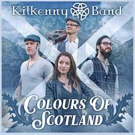 Kilkenny Band: Colours Of Scotland, CD