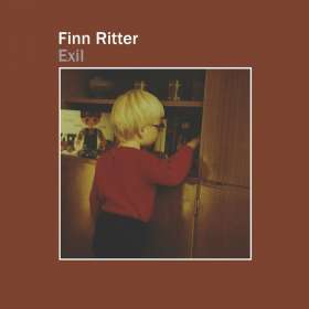 Finn Ritter: Exil, CD