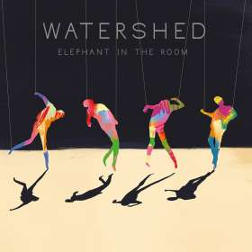 Watershed: Elephant In The Room, CD