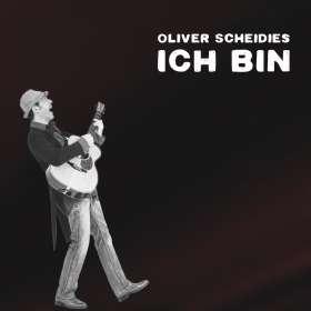 Oliver Scheidies: Ich bin, CD