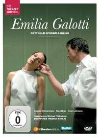 Michael Thalheimer: Emilia Galotti (2008), DVD