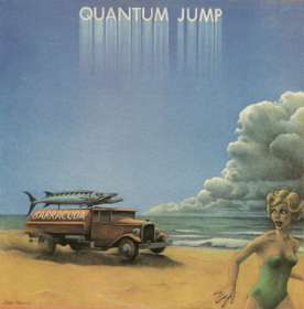 Quantum Jump: Barracuda (Expanded & Remastered), CD