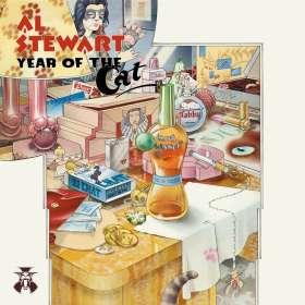 Al Stewart: Year Of The Cat, CD