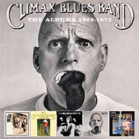 Climax Blues Band (ex-Climax Chicago Blues Band): The Albums 1969 - 1972, CD