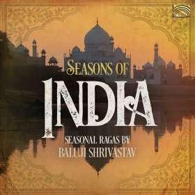 Baluji Shrivastav: Seasons Of India, CD