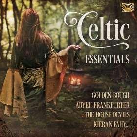 Celtic Essentials, CD