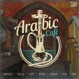 Arabic Café, CD