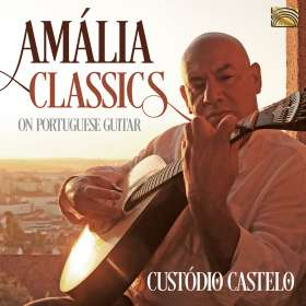 Amália Classics On Portuguese Guitar, CD