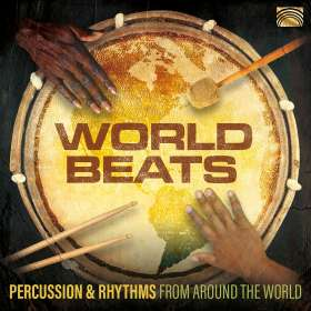 World Beats, CD