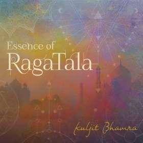 Kuljit Bhamra: Essence Of Raga Tala, CD