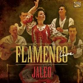 Jaleo: Flamenco Live, CD