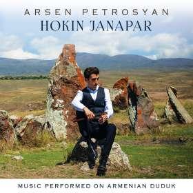 Arsen Petrosyan: Hokin Janapar, CD