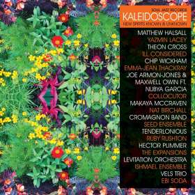 Kaleidoscope! New Spirits Known and Unknown, CD