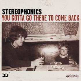 Stereophonics: You Gotta Go There To Come Back, CD