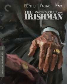 Martin Scorsese: The Irishman (2019) (UK Import), DVD