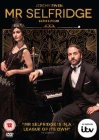Mr. Selfridge Season 4 (UK-Import), DVD