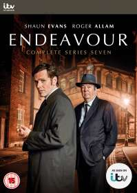 Endeavour Season 7 (UK Import), DVD