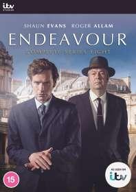 Endeavour Season 8 (UK Import), DVD