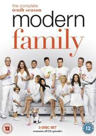 Modern Family Season 10 (UK Import), DVD