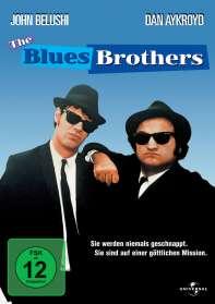 John Landis: Blues Brothers (1980), DVD