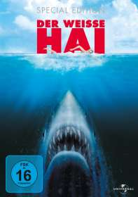 Steven Spielberg: Der weiße Hai (Special Edition), DVD