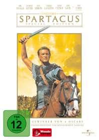 Stanley Kubrick: Spartacus (1960) (Special Edition), DVD