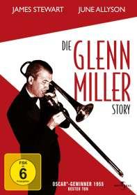 Anthony Mann: Die Glenn Miller Story, DVD