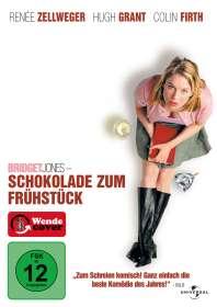 Sharon Maguire: Bridget Jones - Schokolade zum Frühstück, DVD