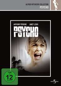 Alfred Hitchcock: Psycho (1960), DVD