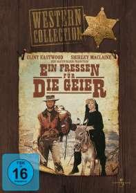 Don Siegel: Ein Fressen für die Geier, DVD