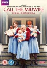 Call The Midwife Season 6 (UK-Import), DVD
